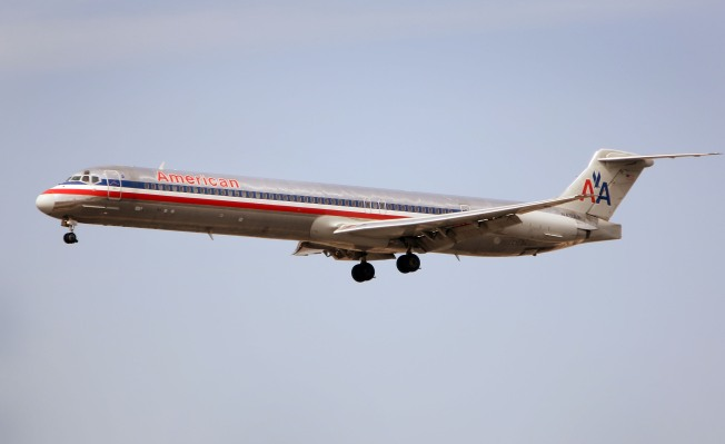 American Airlines Traffic Plunges