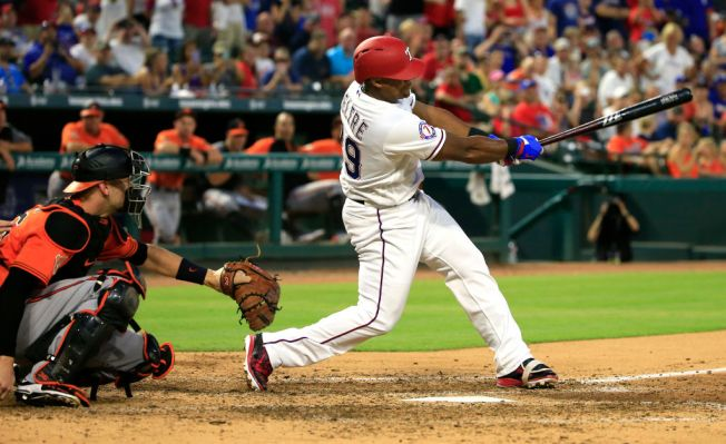 Beltre at 2,999 Hits After Rangers' 4-0 Loss to Orioles
