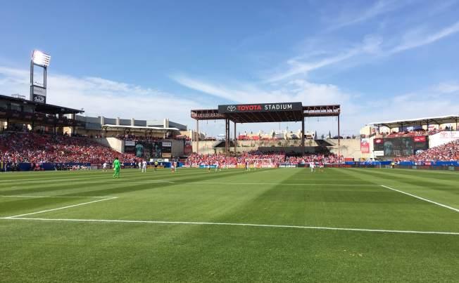 Preseason Camp Begins for FC Dallas