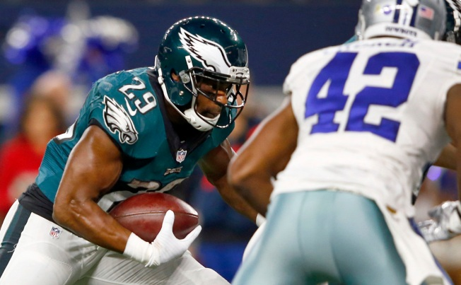 "DeMarco Murray: ""I'm Committed"" to Eagles"