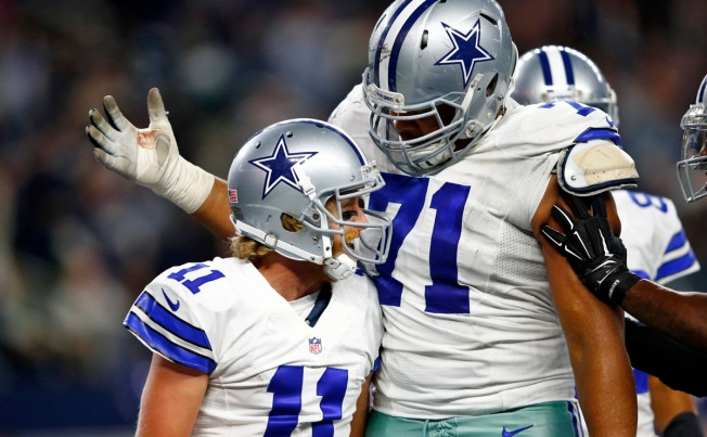 "Zack Martin on La'el Collins: ""He's Been Awesome This Offseason"""