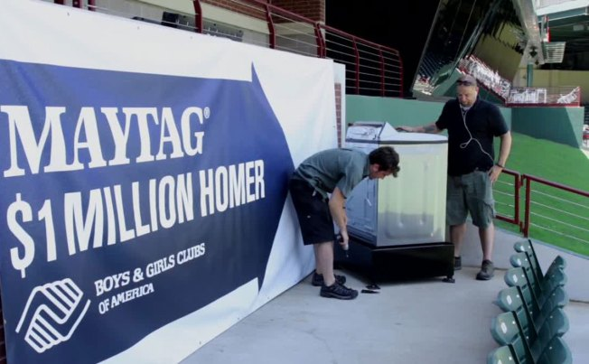 Maytag Donating $50,000 to DFW-Area Boys & Girls Clubs