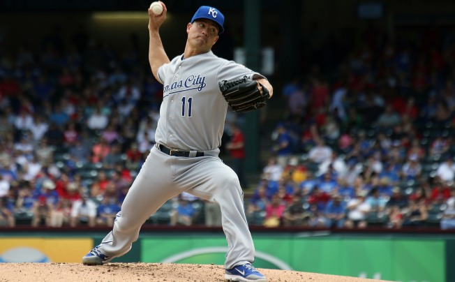 Rangers Adding Insurance Policy in World Series Veteran Jeremy Guthrie