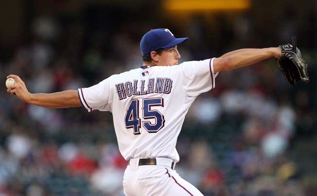 Holland Sharp in First Start of 2010