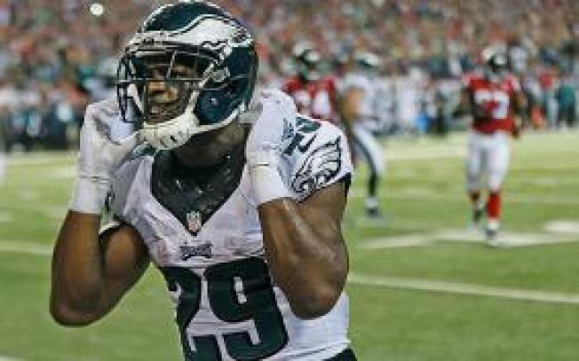 Eagles' DeMarco Murray Set to Face Former Teammates