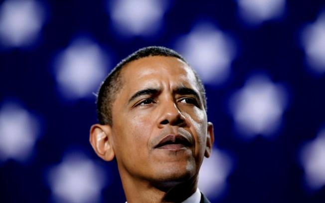 President Obama Shows His Tough Side