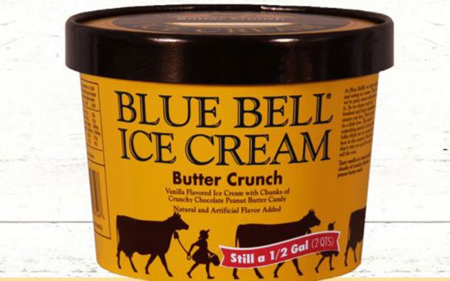Blue Bell Ice Cream Announces Voluntary Recall