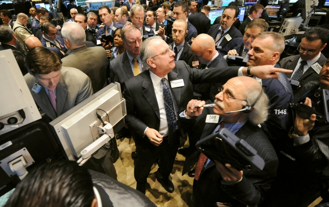 Wall Street Marks Best Week of the Year