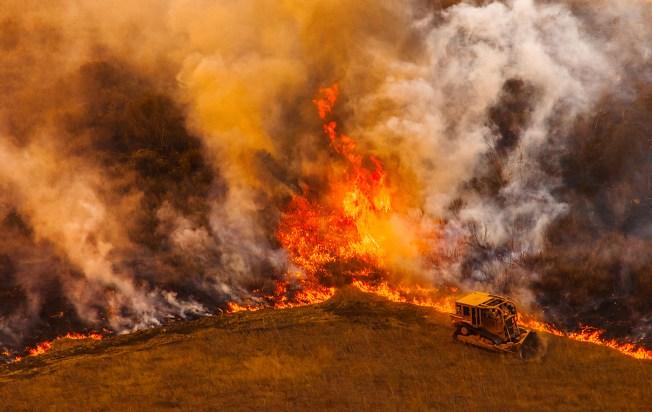 [LA - Updated 11/12] 2018 California Wildfires in Photos
