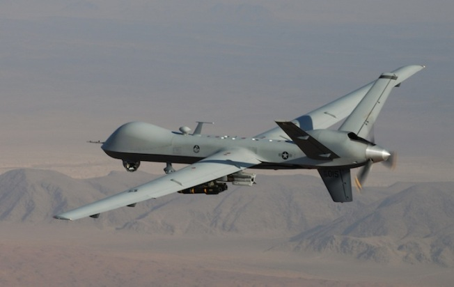 Senior Al Qaeda Commander Targeted by US Drone Strike: US Official