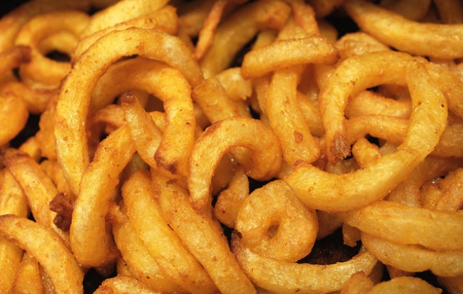 Police in Pa. Say Trail of Fries Led to Suspect