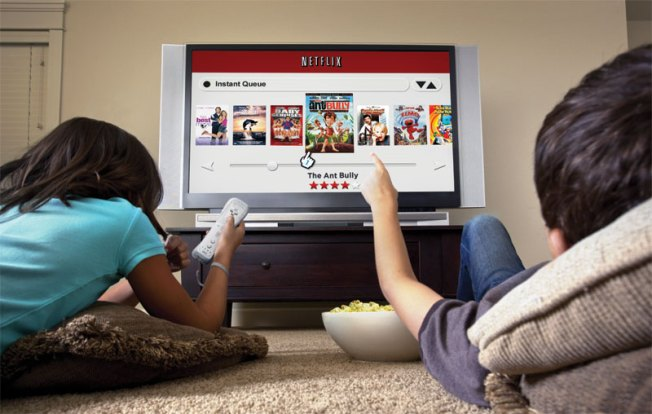 Netflix Is Streaming a New Price