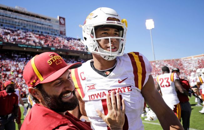 Iowa State clinches winning Big 12 record with victory at Baylor