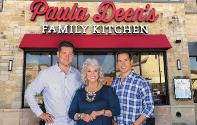 Paula Deen Opens Restaurant in North Texas