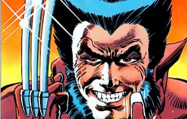 Original Art of Wolverine Goes Up for Auction