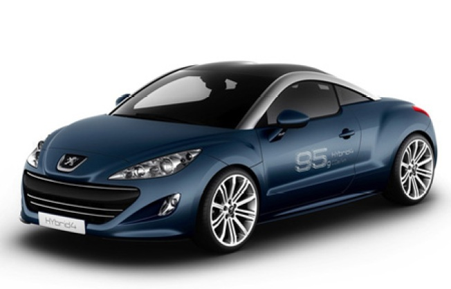 Peugeot to Debut Several Hybrids