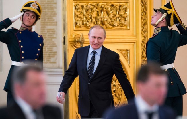 Report: Russians Who Hacked DNC Helped Kill Ukrainians