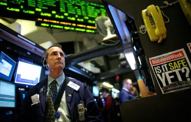 Stocks Surge After Hints of Stability