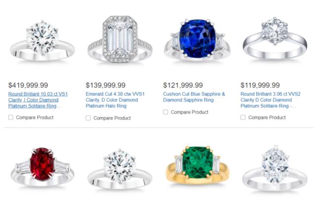 Costco Sold Someone a $400,000 Diamond Ring
