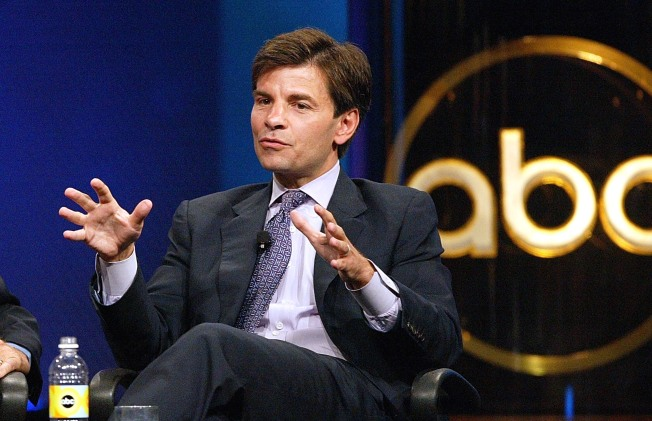 "Stephanopoulos Named ""GMA"" Co-host"