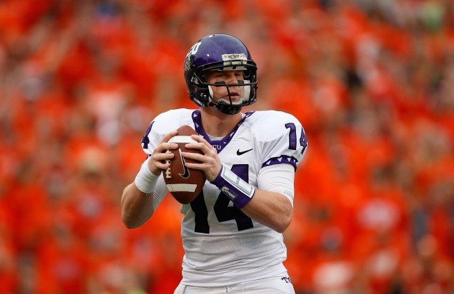 TCU Uses Defense to Stay Perfect