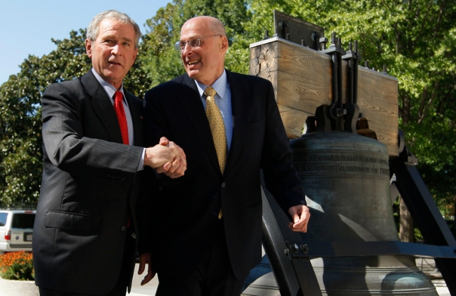 Bush Signs Bailout Bill