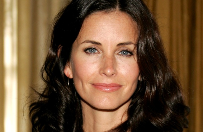 Courteney Cox Returning To 'Cougar Town' Set