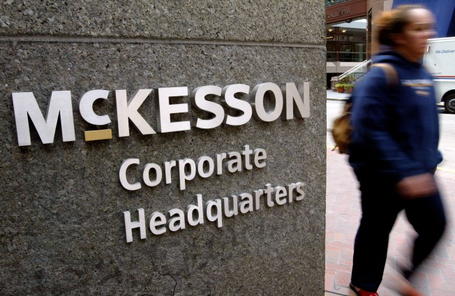 McKesson, Nation's Sixth Largest Company, is Moving Corporate HQ from California to Irving