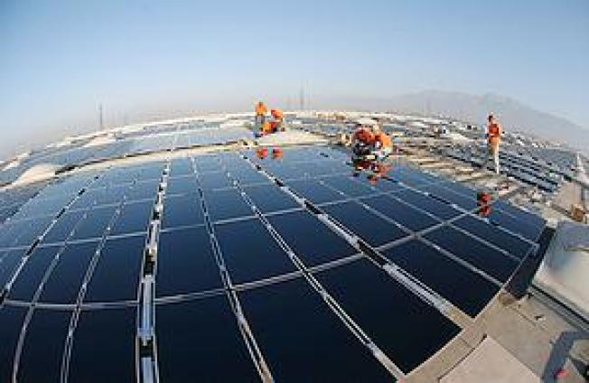 Southern California Edison Completes First of 150 Solar Rooftops