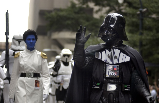 Star Wars Episode VII: Revenge of the Nerds