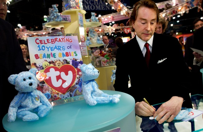 Beanie Babies Creator Pleads Guilty to Tax Evasion