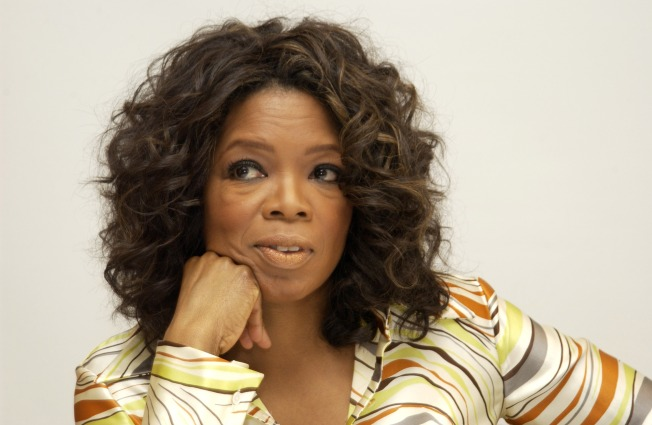 "Biographer: Oprah Called Self Teen ""Prostitute"""