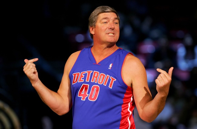 Kurt Rambis, Bill Laimbeer Are Working Together?