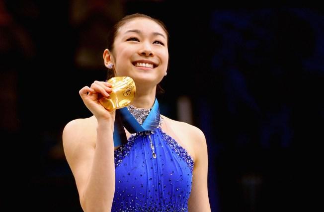 South Korea's Kim Yu-na Wins Skating Gold