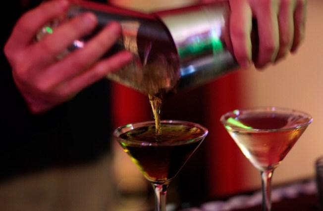 A Devilish Drink