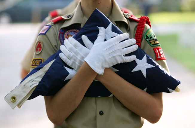 Boy Scouts Must Pay $1.4M in Sex Abuse Case