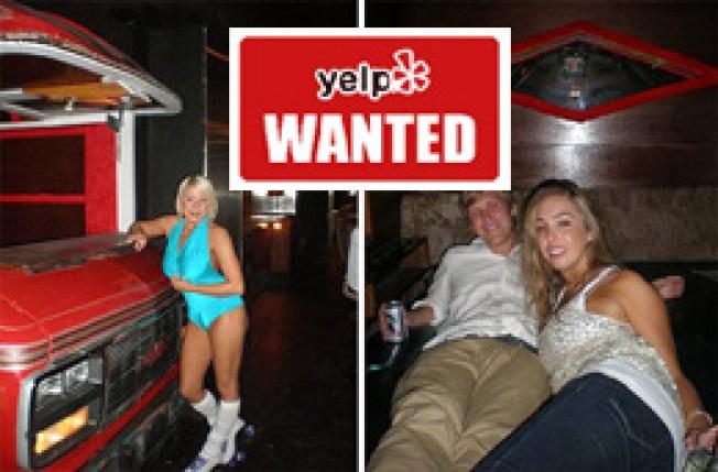 San Francisco Bar Outs Negative Yelper