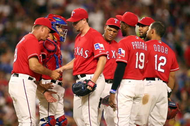 Do the Rangers 'Need' the All-Star Break?