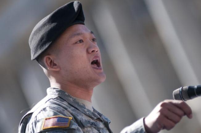 Gay Activist Lt. Dan Choi is Hospitalized
