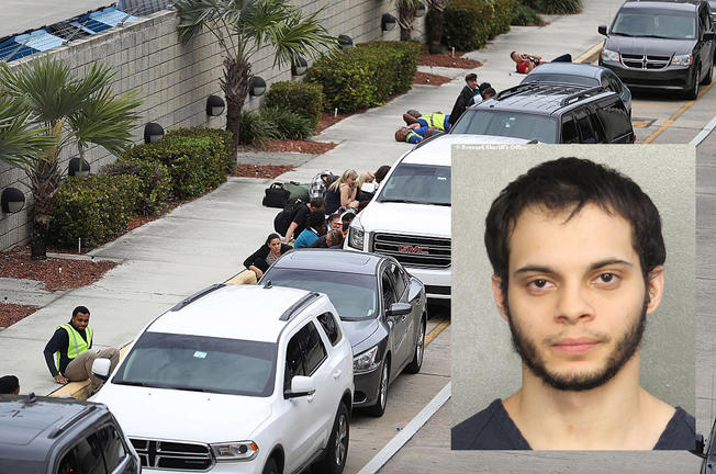 New Details Released in Fort Lauderdale Airport Shooting That Killed 5