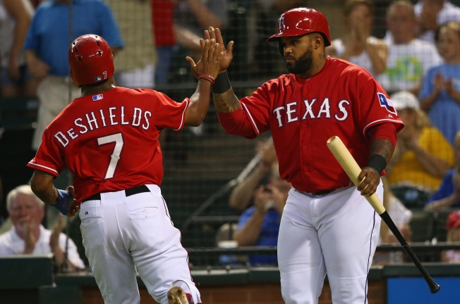 Wilson's RBI Fuels Rangers in 4-3 Win Over Orioles
