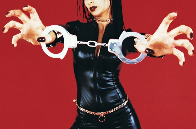 Tax Collector Paid Dominatrix with Town Money