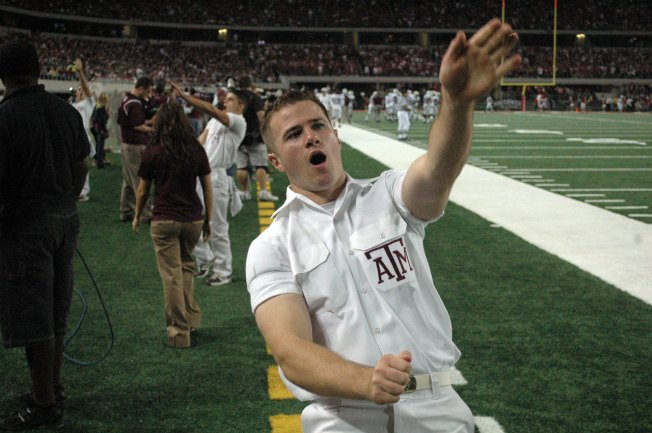 Woman's Quest to be Aggie Yell Leader Ends Abruptly