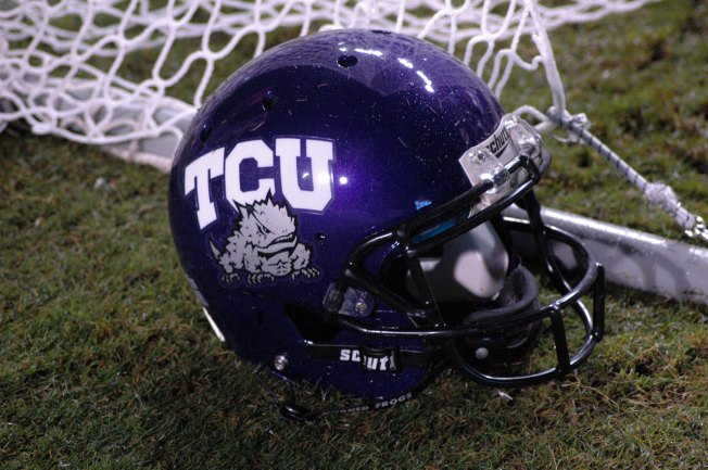 TCU Sackmaster Hughes was 'Puny Little' RB