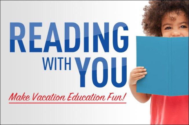 Join NBC 5 and Telemundo 39 for Reading With You/Leyendo Contigo