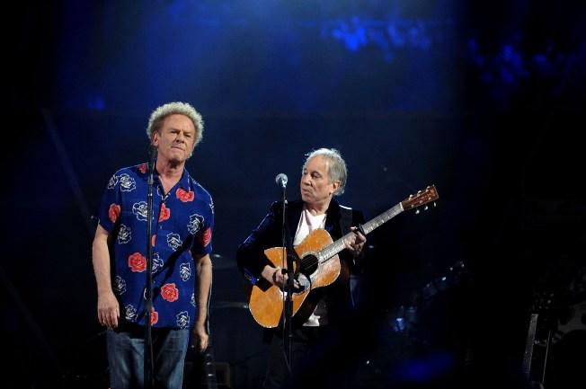 Simon & Garfunkel to Play New Orleans Jazz Festival