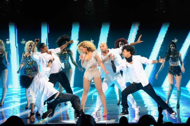 Beyonce & Co. Bring Star Power to Super Bowl Weekend