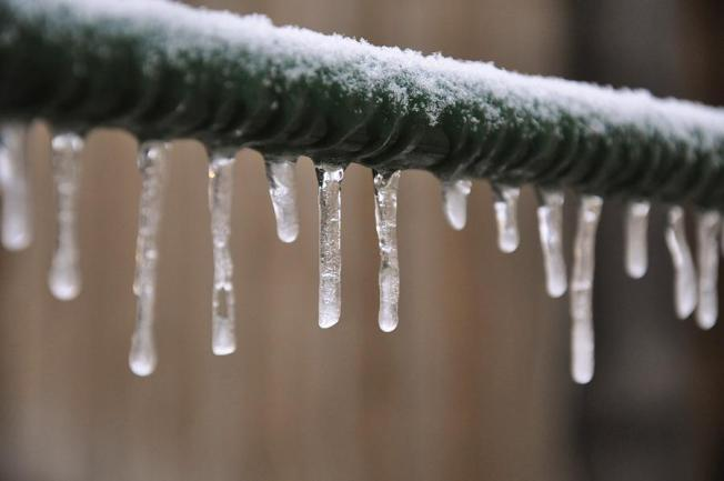 Arctic Air Arrives In North Texas