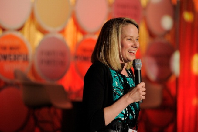 "Yahoo's Mayer Up For Time ""Person of Year"""