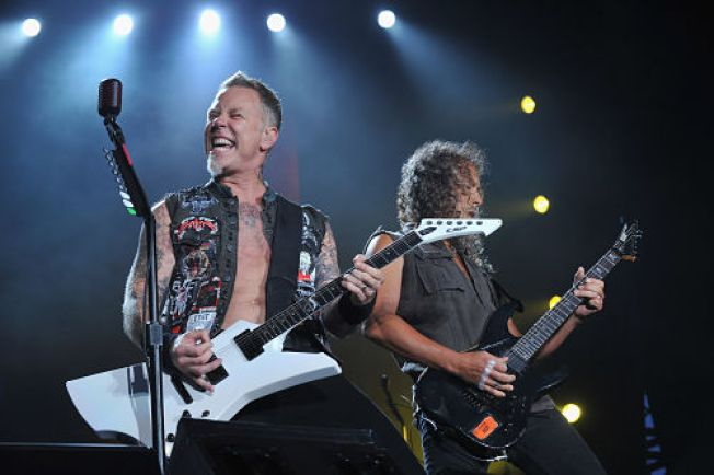 Metallica Announces Tour, Coming to North Texas